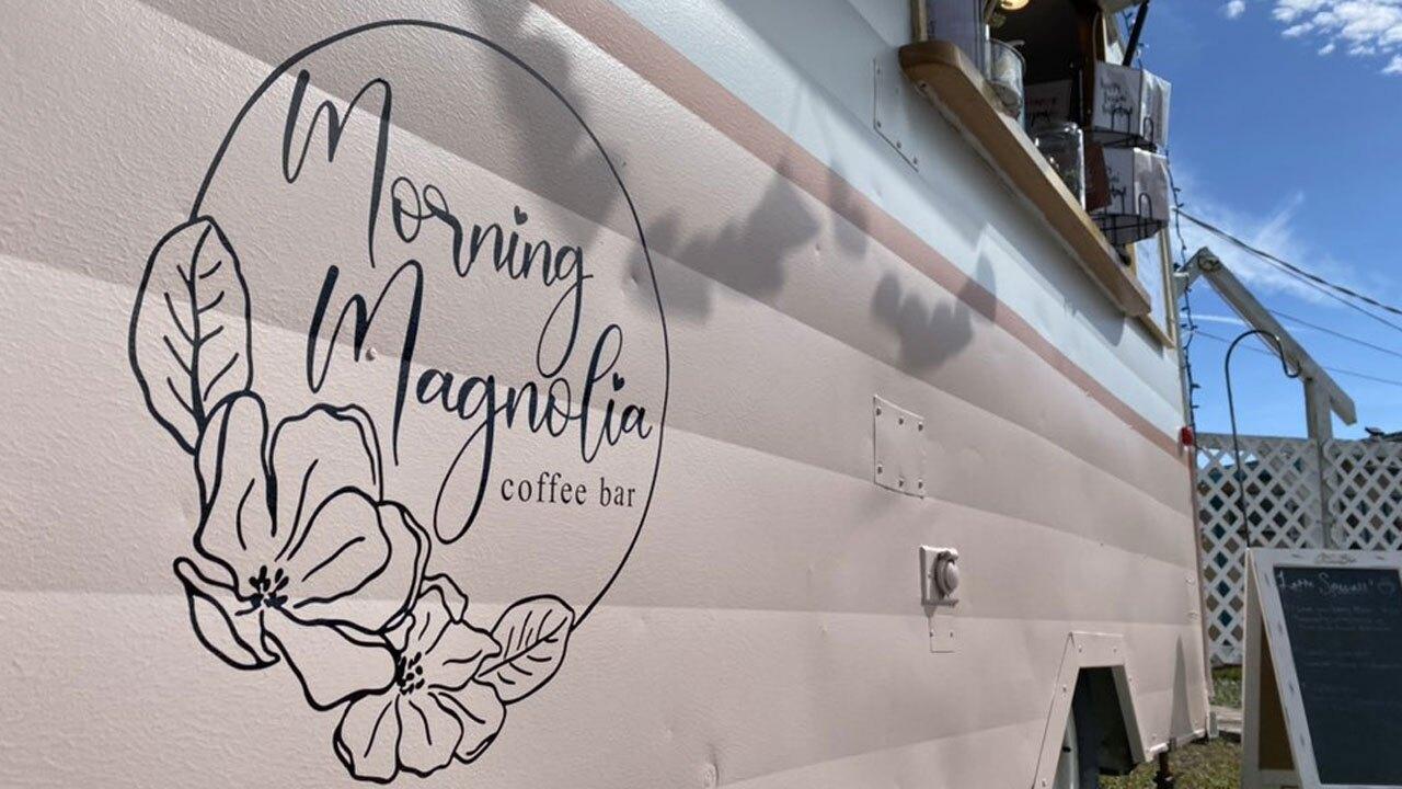 Morning Magnolia Coffee Bar in Jensen Beach, Fla.