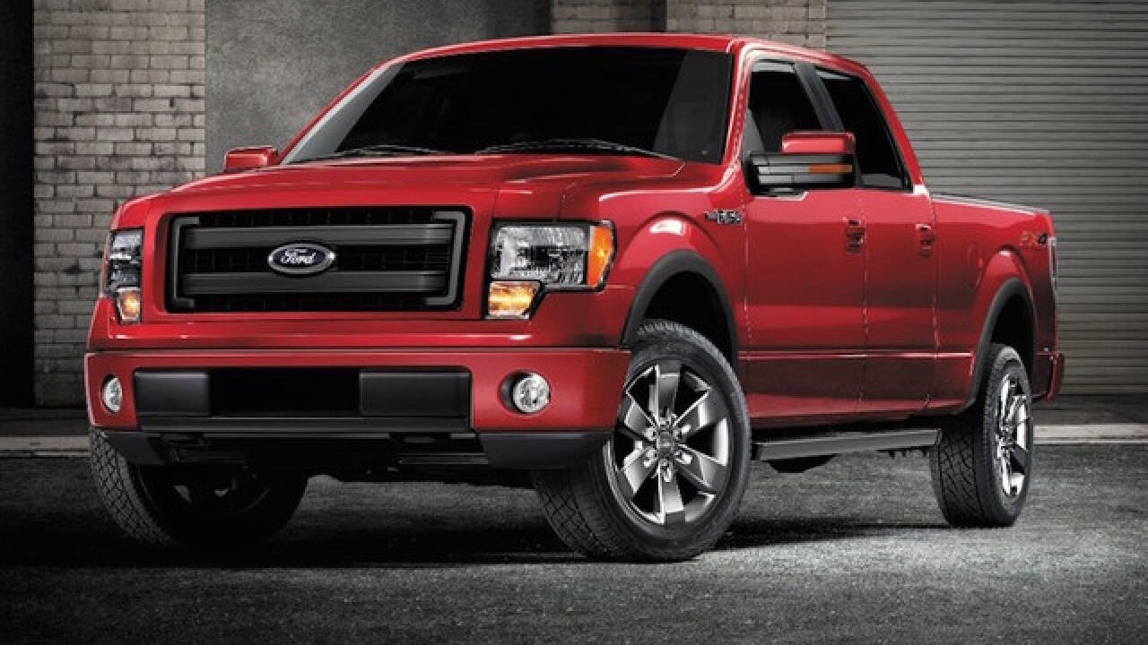 420,000 Ford F-150s investigated for brake issue