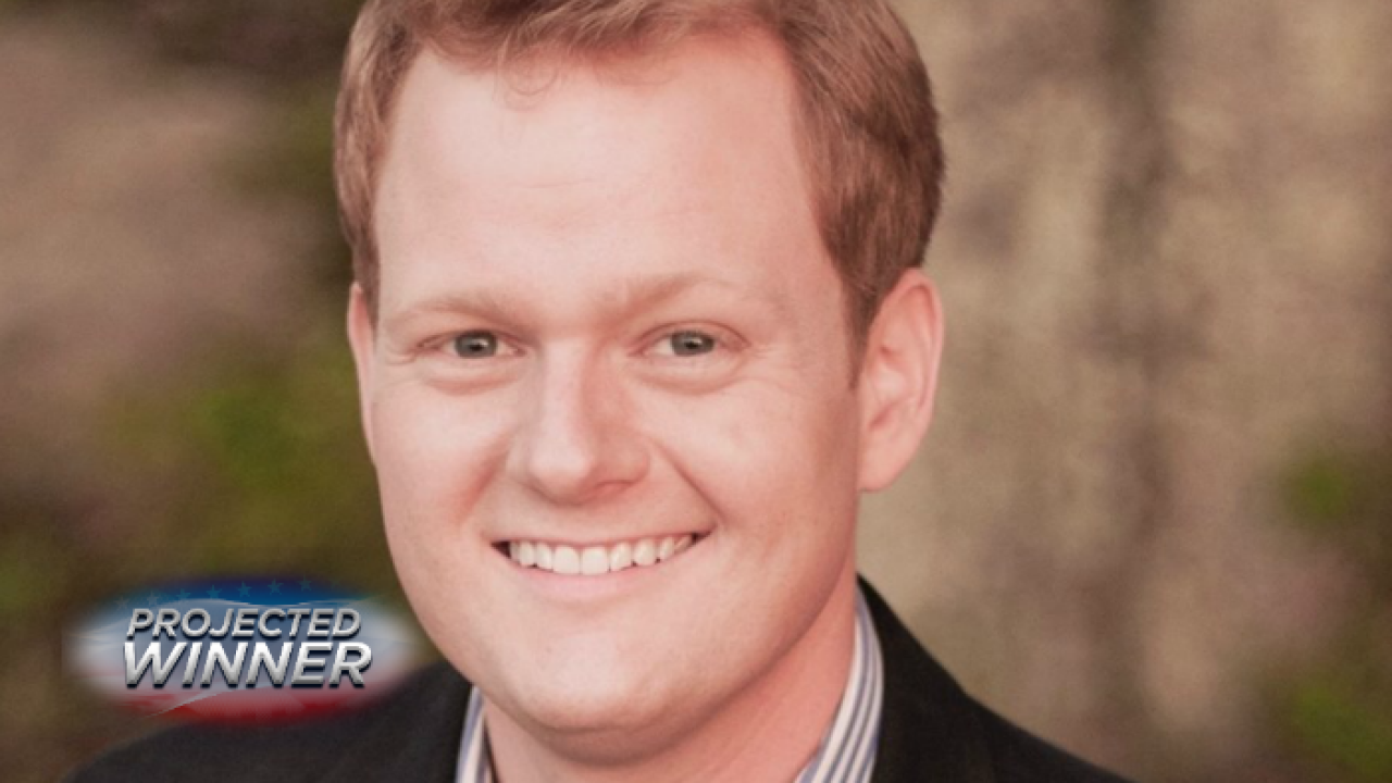Former news anchor Chris Hurst, whose girlfriend was slain on TV, wins delegate seat