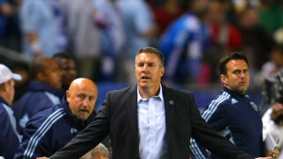 Sporting Kansas City v Chivas USA Peter Vermes