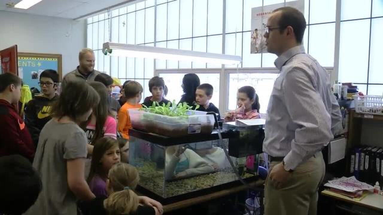 In the Classroom: Ralston's Fish Lesson