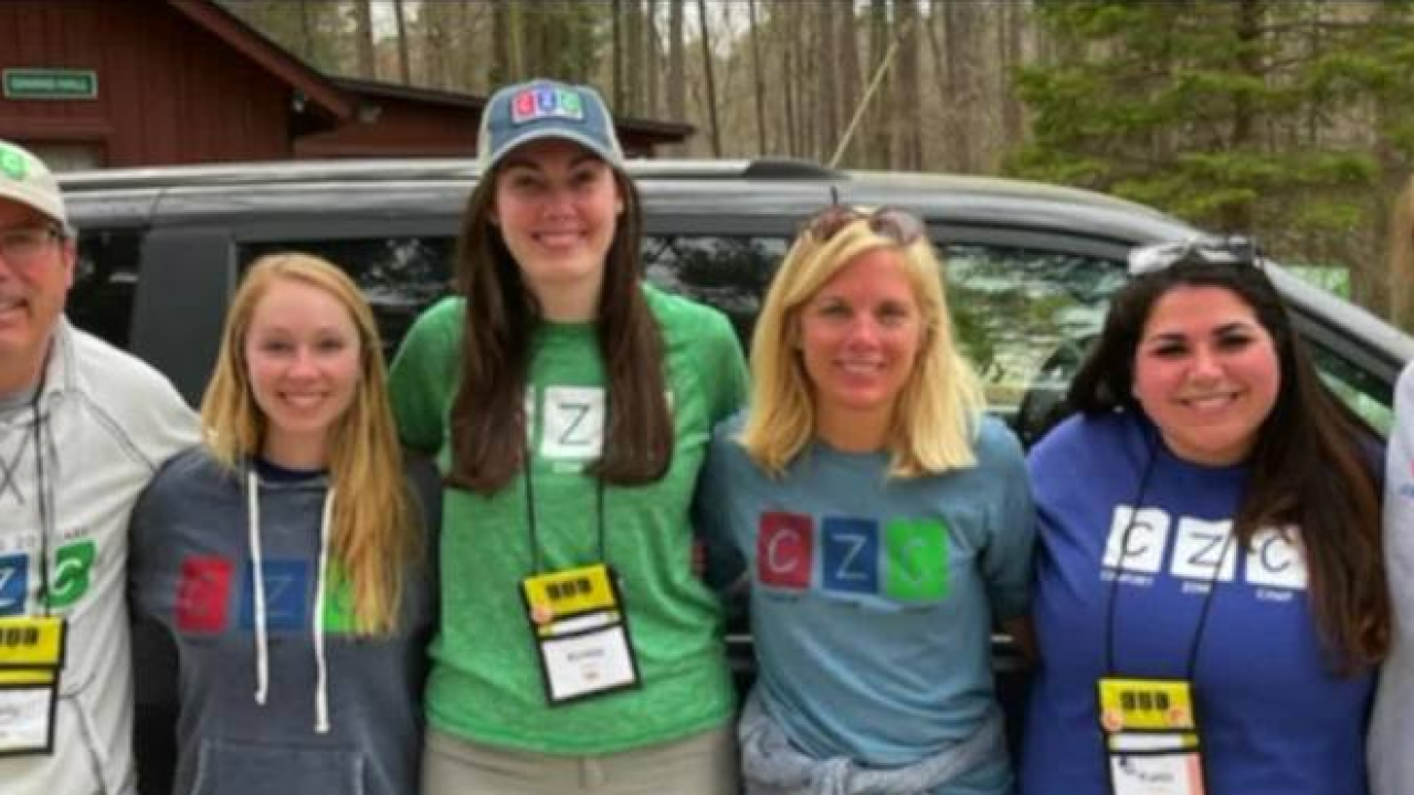 Helping Comfort Zone Camp support grieving children