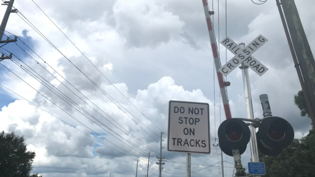 CSX to address rough railroad tracks in Lakeland