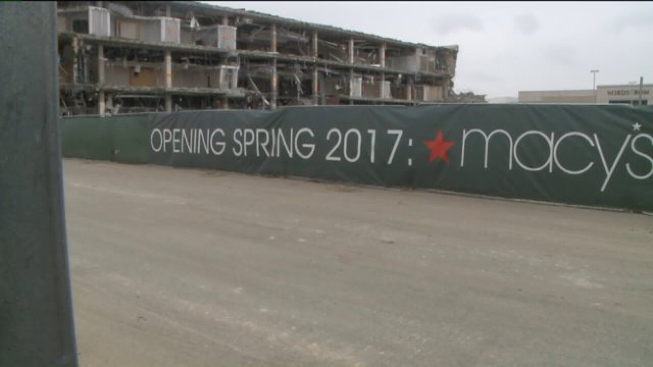 New stores coming to Fashion Place Mall in Murray