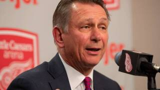 Former Red Wings GM Ken Holland to be inducted into Hockey Hall of Fame