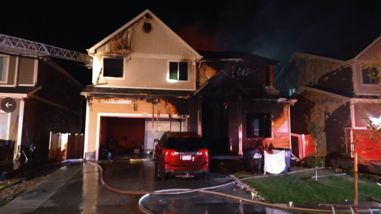 Arson suspected after toddler, child and 3 adults die in Denver house fire