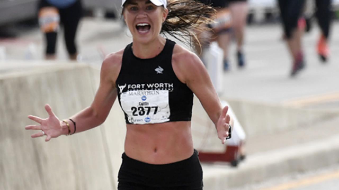 Who won Flying Pig Marathon, Half Marathon