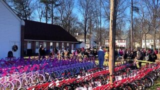 Bikes for Christ Give-Away 2019