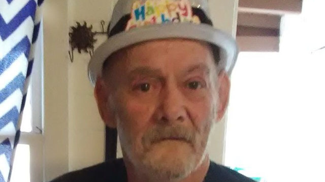 Police locate 69-year-old man with dementia