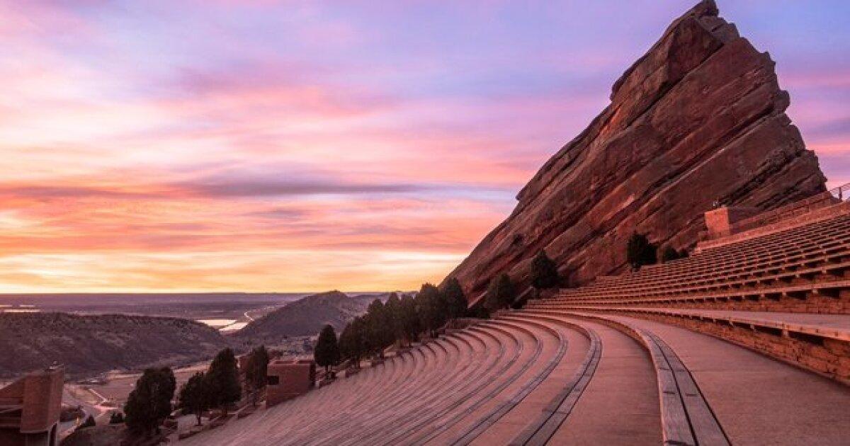 Concert Archive - Red Rocks Amphitheatre