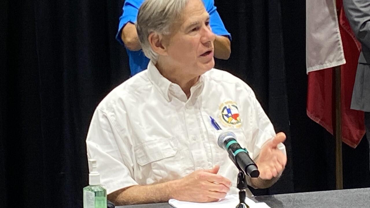 Gov. Greg Abbott