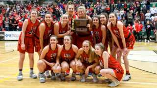State B girls: Missoula Loyola surges past Three Forks for 3rd place
