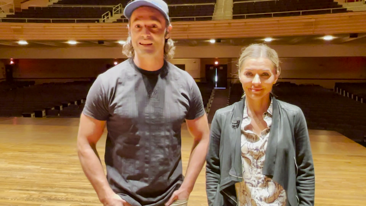 William Hulett and Angelina Puzanova