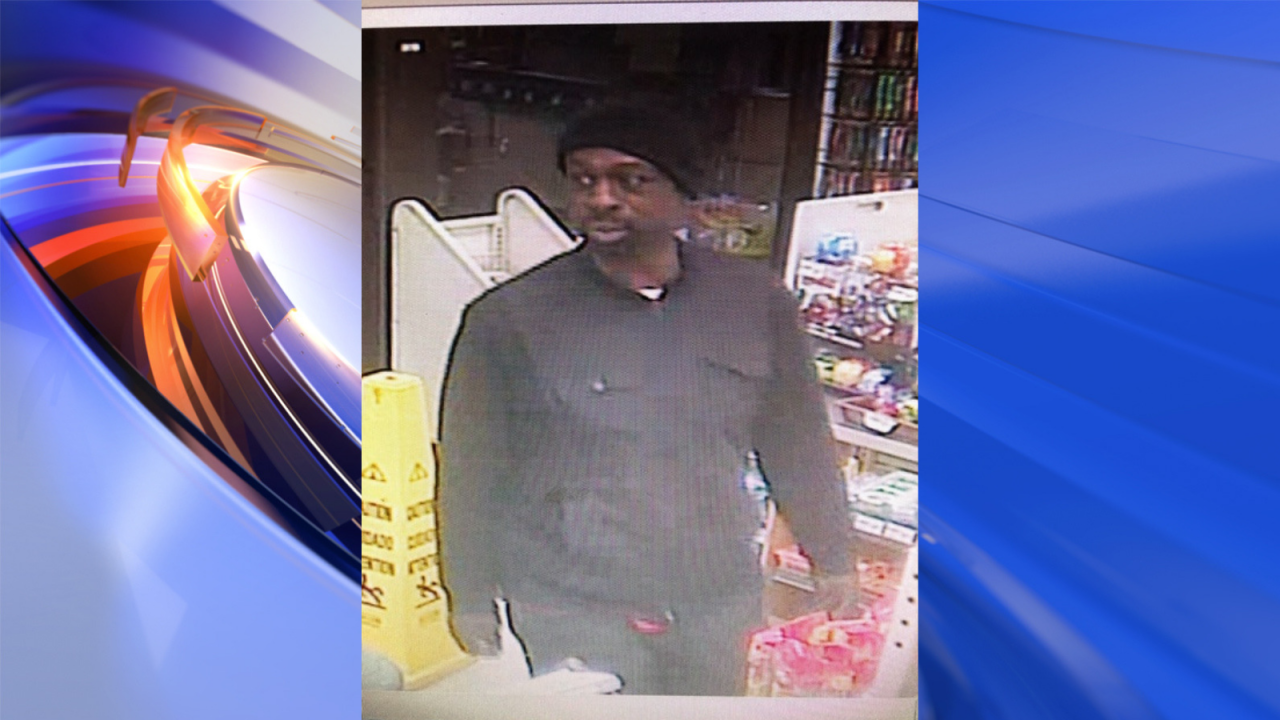 Clerk assaulted during robbery in Portsmouth
