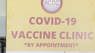 ACDC vaccination clinic