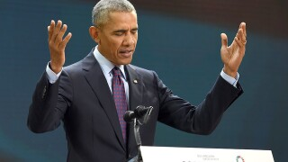 Barack Obama called for jury duty in Illinois