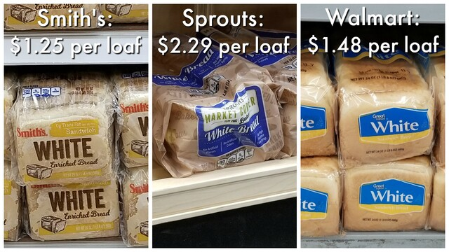 PHOTOS: Which grocery store in Las Vegas has the lowest prices?