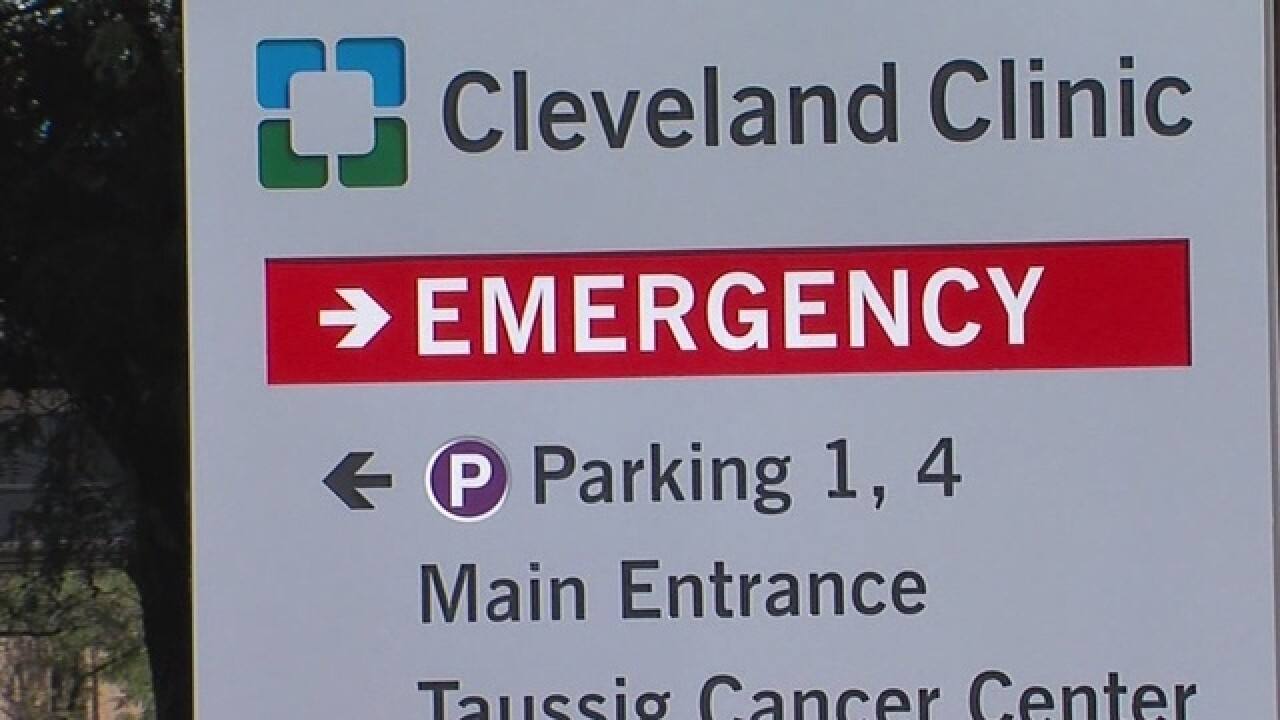 Cleveland Clinic ranked No. 2 hospital by U.S. News and World Report for third year in a row