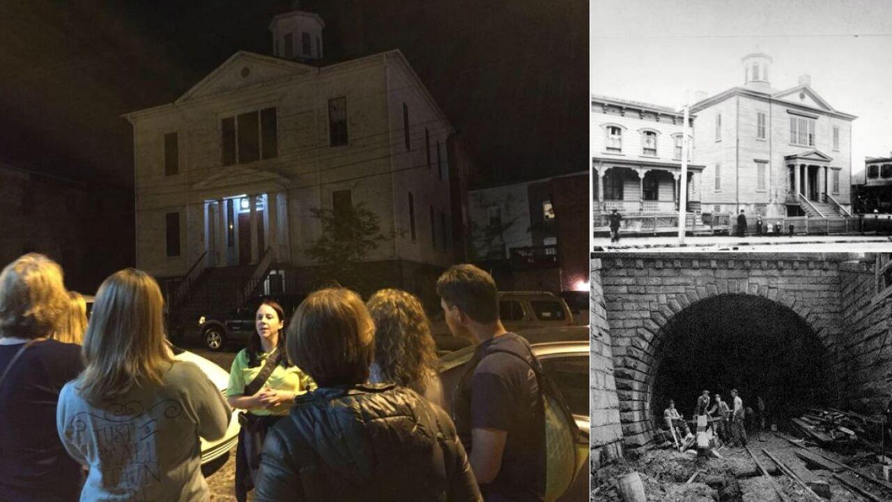 Visit Richmond's most haunted sites: 'Richmond has a long spookypast'