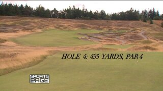 U.S. Open hole-by-hole preview: Hole #4, Chambers Bay Golf Links