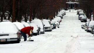 Snow in Cincinnati File