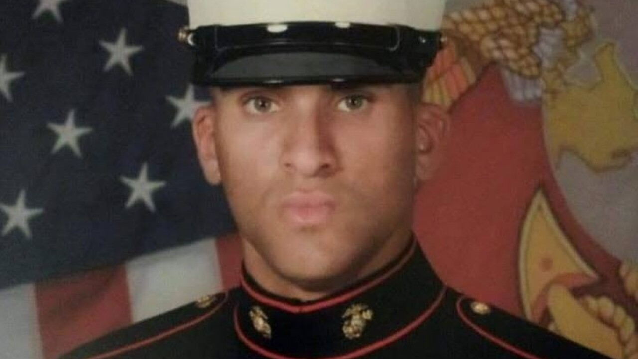 Yoseph Almonte was killed in the line of duty on Tues. March 9, 2021 as he want to check on an employee in the employee parking garage of the Wynn Las Vegas.