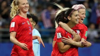 13 goals? Yes, the US Women's National Team scored 13 goals in World Cup opener