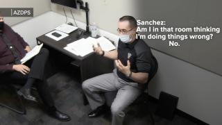 Scottsdale Police that Det. Mike Sanchez