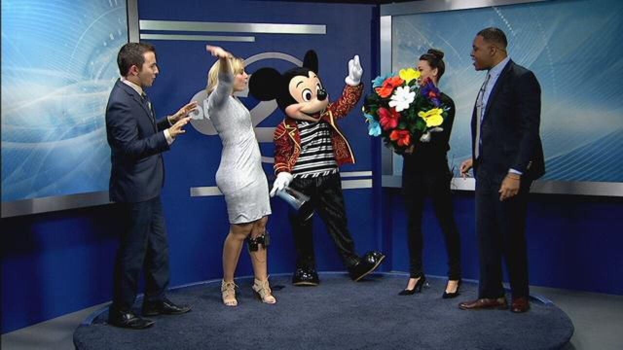 SECOND CUP: Making TV Magic with Mickey