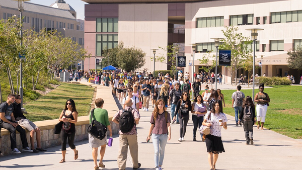 California State University San Marcos named among safest U.S. college campuses