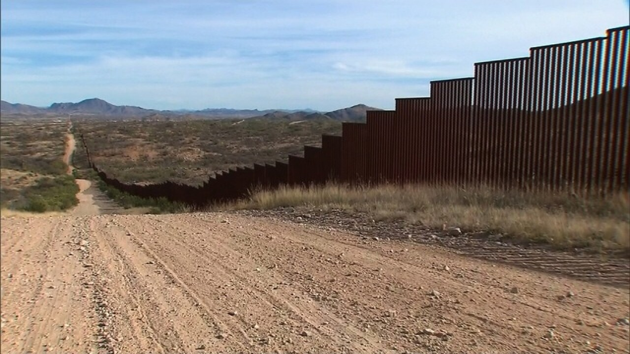 County supes vote to oppose border wall
