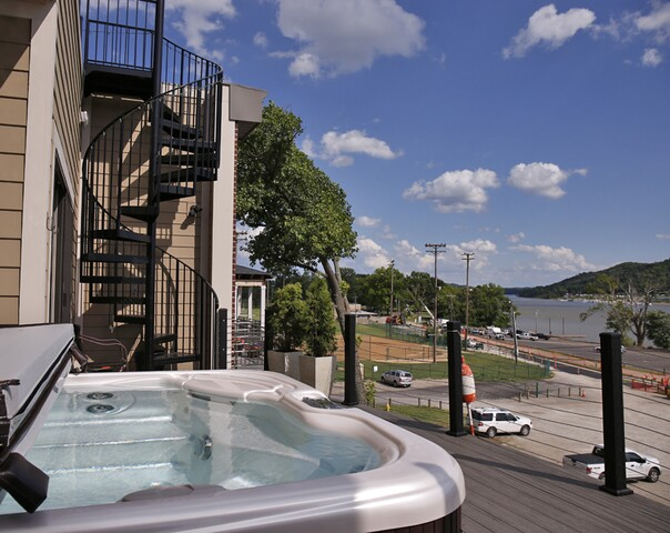 Home Tour: Life is good in this four-level house on the Ohio River