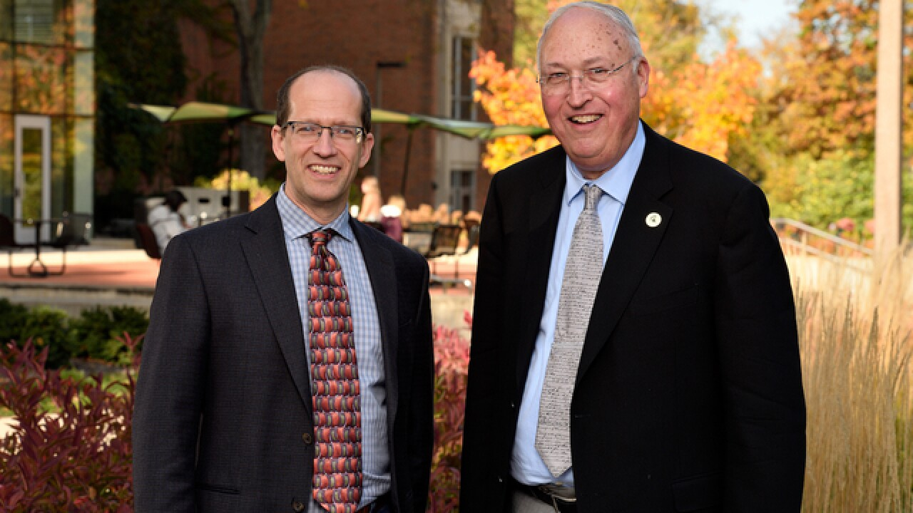 $1 million gift creates deductive literacy professorship