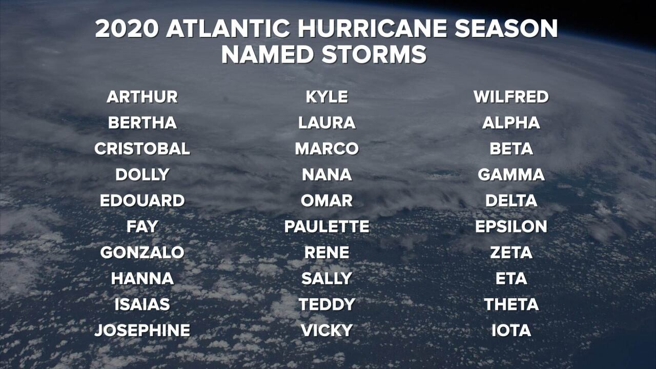 Atlantic's record-breaking hurricane season comes to end Monday
