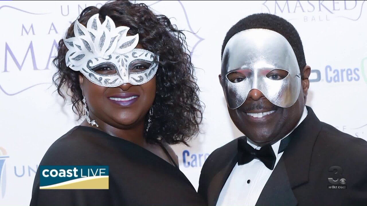 Style ideas for the 2019 UNCF Masked Ball on Coast Live