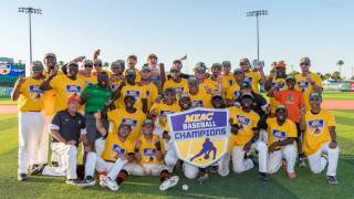 FAMU Smashes Norfolk, 8-1, Wins MEAC Title