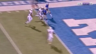 Stockstill's 3 TDs In Return Help Middle Tennessee Beat UTEP