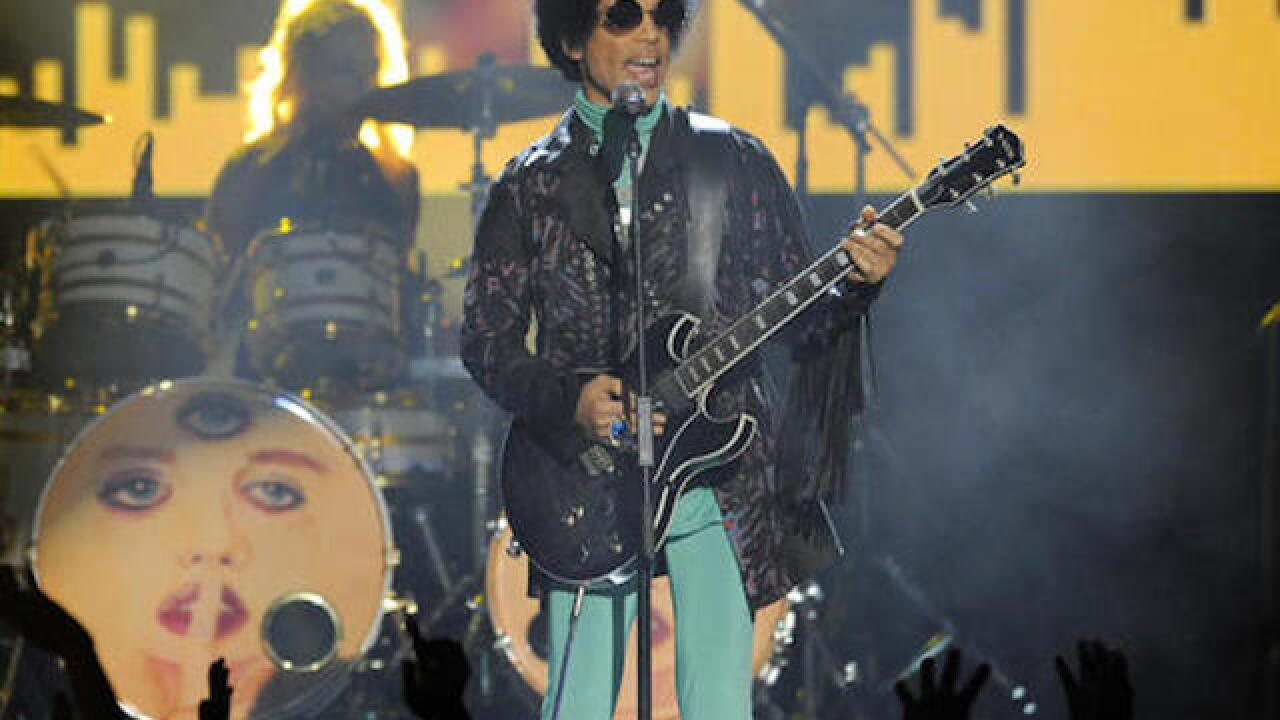 Fentanyl found in pills at Prince estate, official says