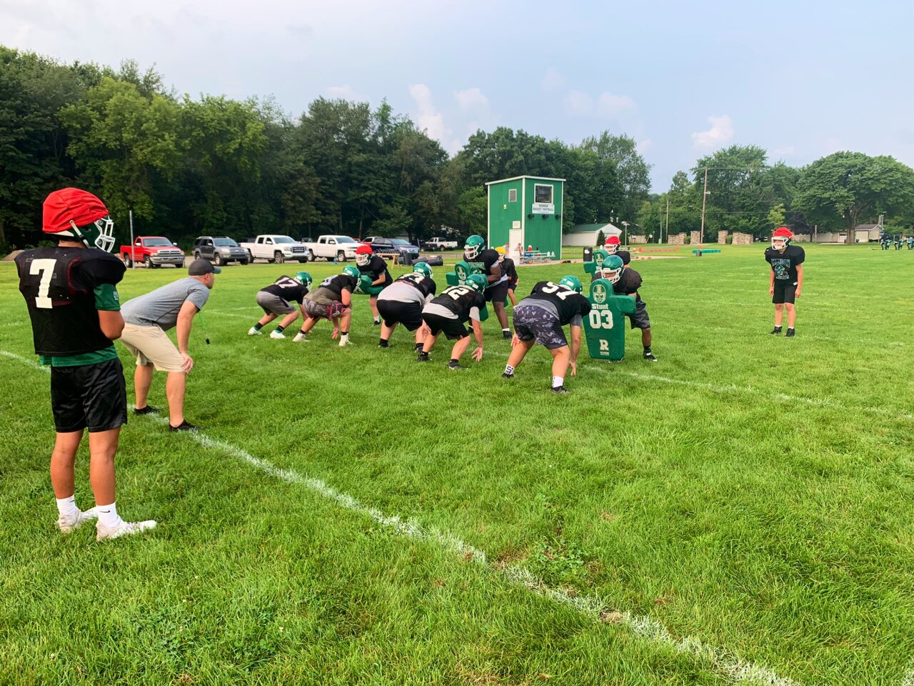 Mendon makes switch to eight-man