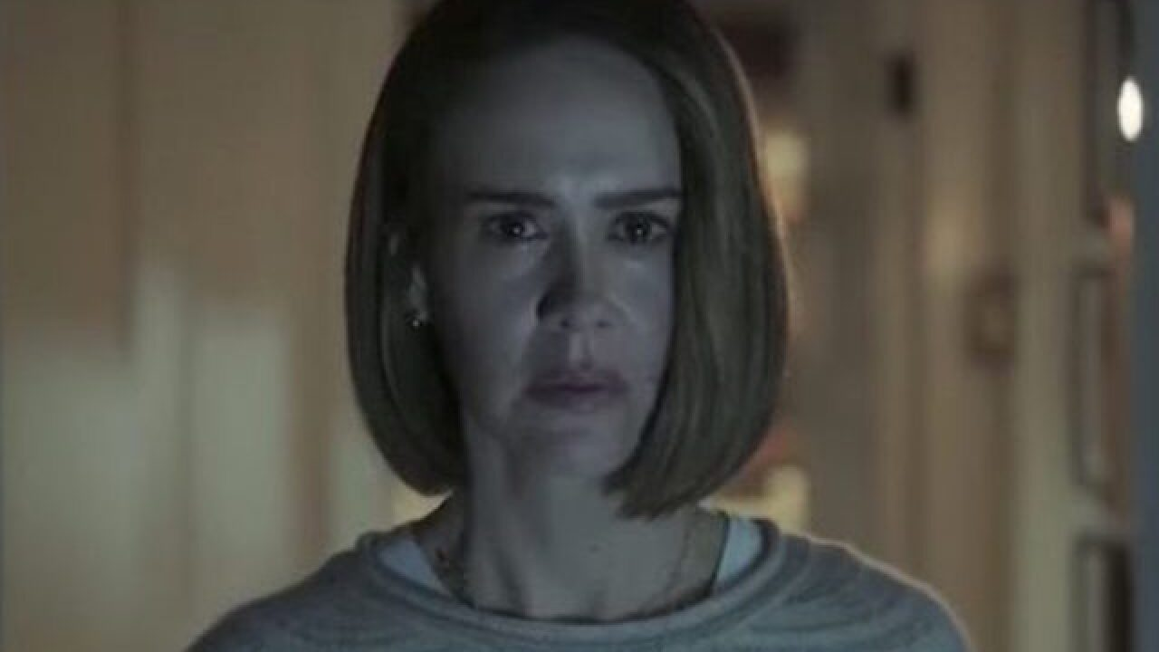 Fear of holes? 'American Horror Story' triggers little-known phobia