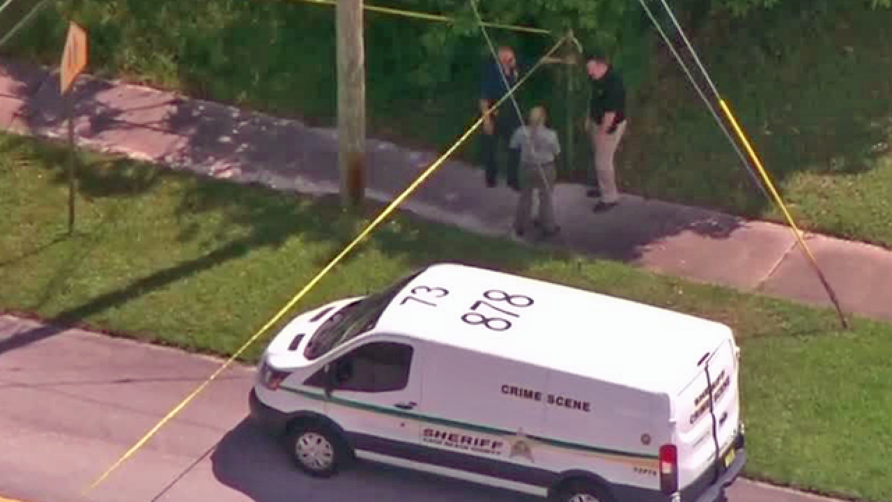 Lake Park homicide victim identified
