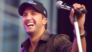 Luke Bryan is coming to Virginia Beach this summer!
