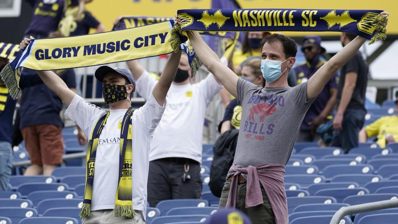 MLS Inter Miami Nashville SC Soccer