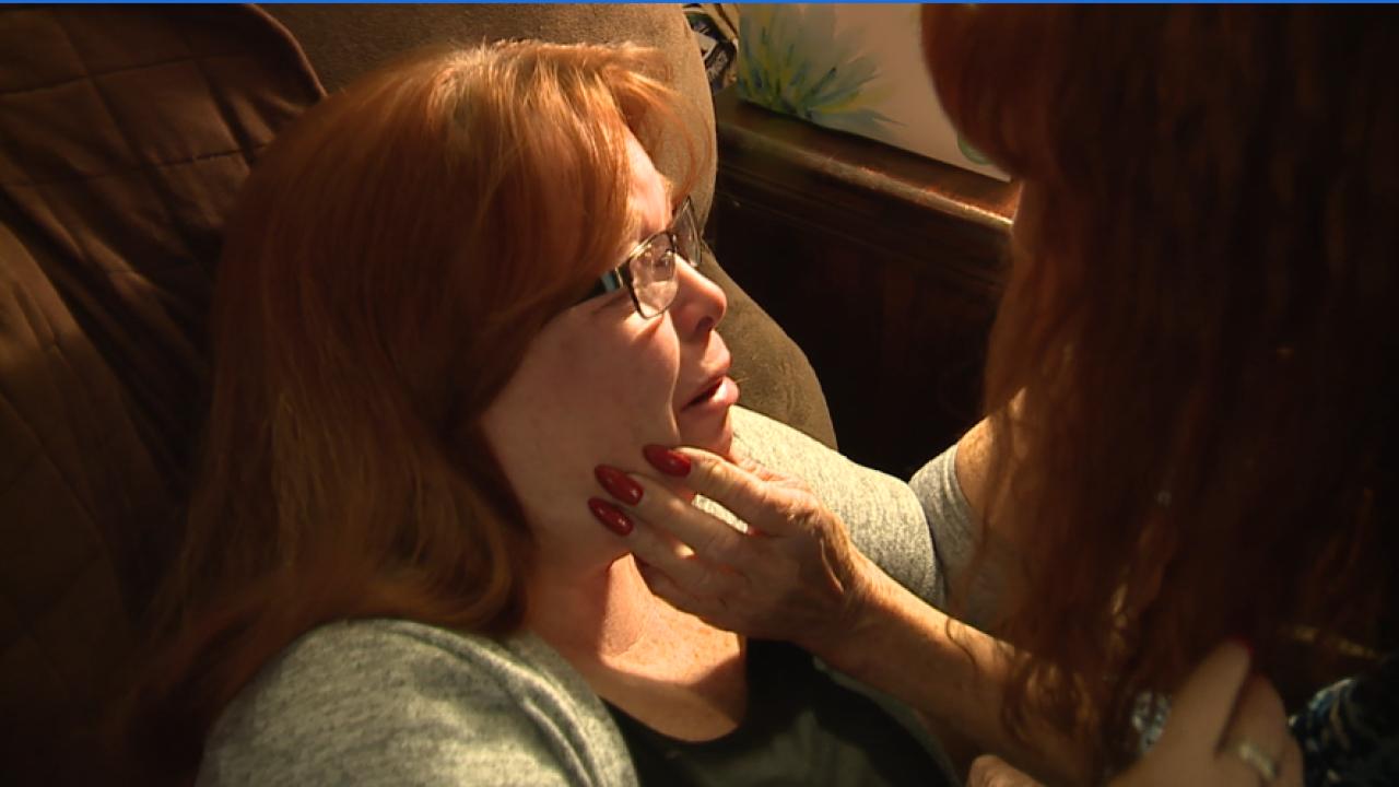 Jennifer Zelez steps up to care for her mother