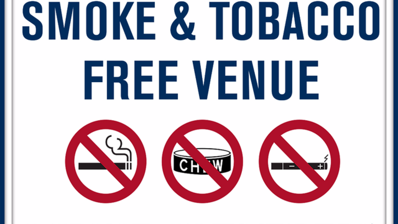 Ray Jay goes smoke and tobacco-free venue