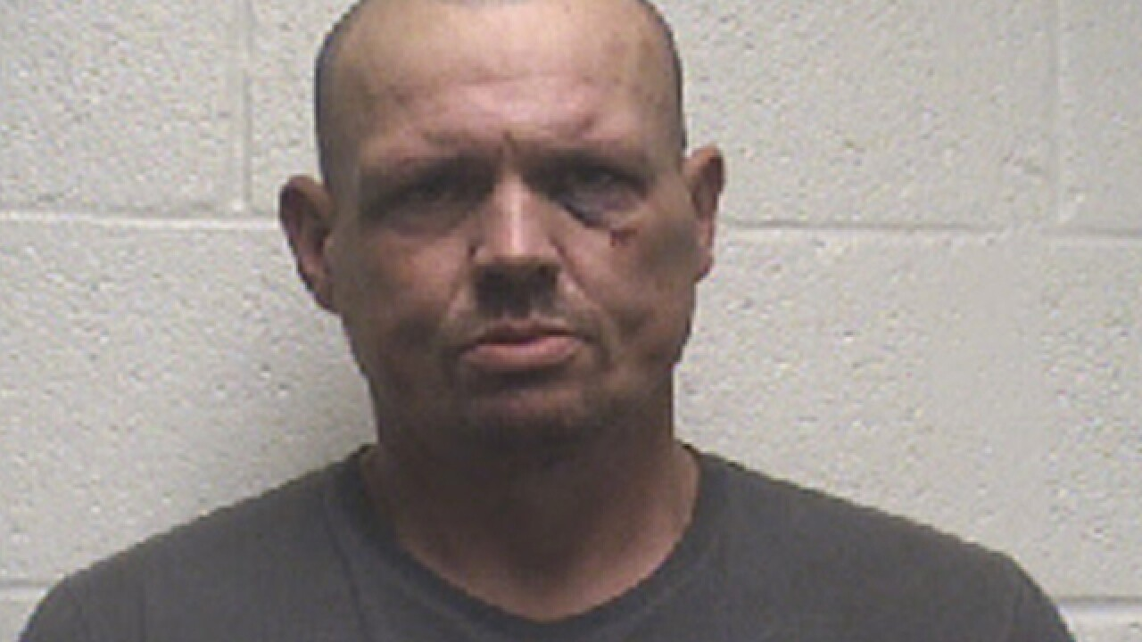 Arson Suspect Allegedly Attacked Springfield Officer