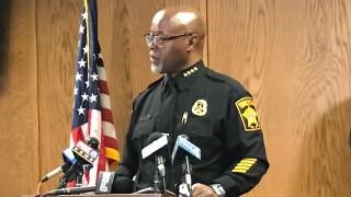 Sheriff Earnell Lucas