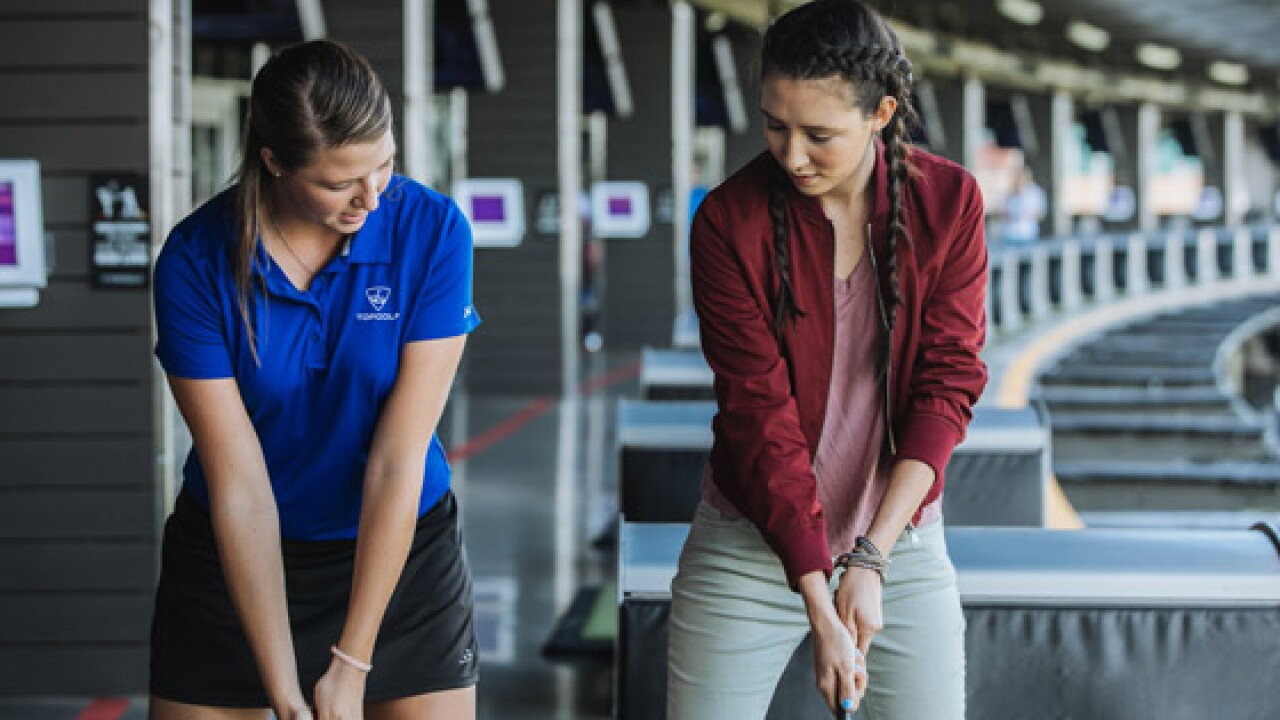 Topgolf to celebrate Women's Golf Day with free instruction and networking event
