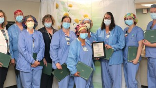 Daisy Award, Sparrow Hospital