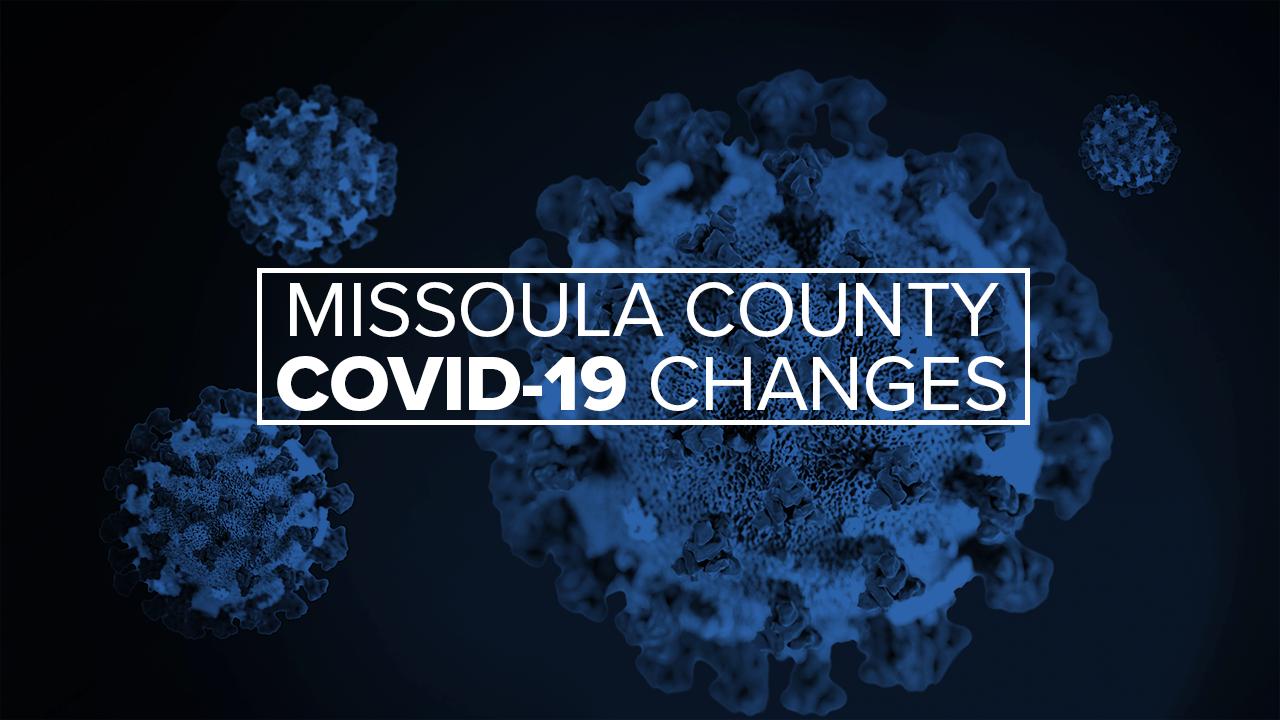 Missoula County COVID-19 Changes